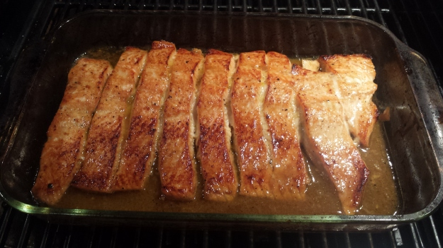 Maple Bourbon Salmon2