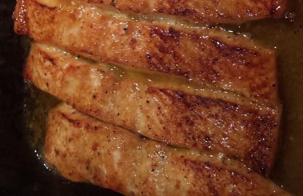 Maple Bourbon Salmon6