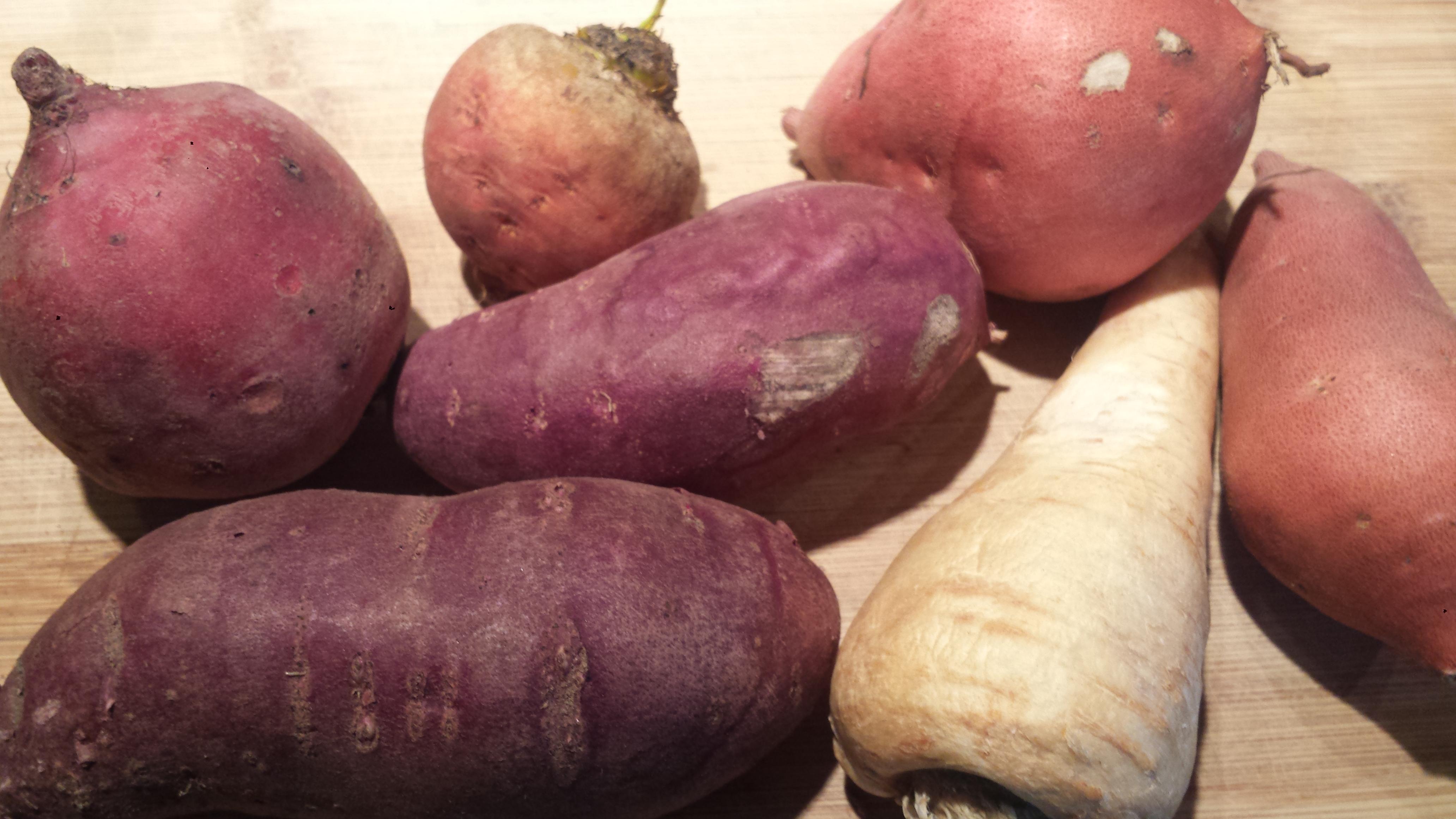 Root Vegetable Chips Goodmotherdiet