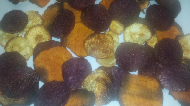 Root Vegetable Chips14