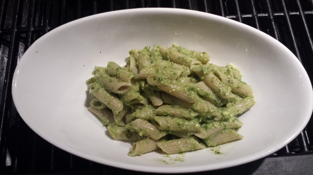Avocado Pesto Pasta3