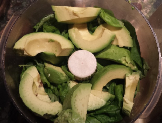 Avocado Pesto Pasta8