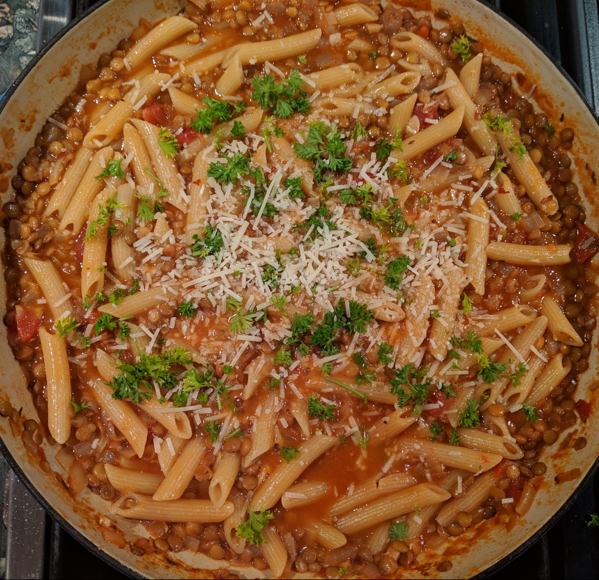 Meatless Monday - Pasta Fazool (Vegan)